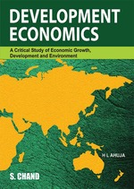 Cover image of Development Economics