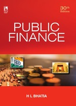 Cover image of Public Finance