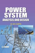 Cover image of Power System Analysis and Design
