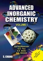 Cover image of Advanced Inorganic Chemistry Vol.I, 19/e