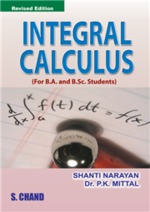 Cover image of Integral Calculus