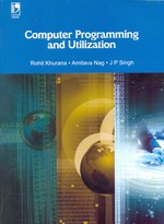 Cover image of Computer Programming and Utilization