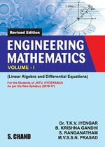 Cover image of Engineering Mathematics Vol. I (JNTU Hyderabad)