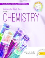 Cover image of Science for Ninth Class Chemistry Part 2