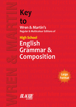 Cover image of Key to High School English Grammar and Composition