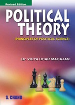 Cover image of Political Theory (Principles of Political Science)