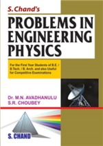 Cover image of S.Chand's Problems in Engineering Physics