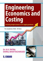 Cover image of Engineering Economics and Costing