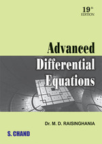 Cover image of Advanced Differential Equations