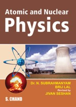 Cover image of Atomic and Nuclear Physics