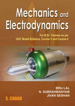 Cover image of Mechanics and Electrodynamics