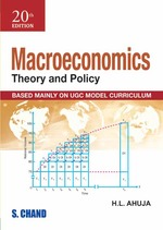 Cover image of MACROECONOMICS: THEORY AND POLICY, 20/e