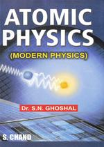 Cover image of Atomic Physics (Modern Physics)