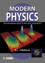 Cover image of Modern Physics
