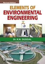 Cover image of Elements of Environmental Engineering