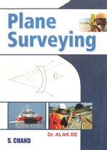 Cover image of Plane Surveying