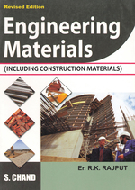 Cover image of Engineering Materials (Including Construction Materials)