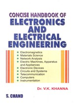 Cover image of Concise Handbook of Electronics and Electrical Engineering