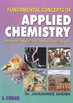 Cover image of Fundamental Concepts of Applied Chemistry