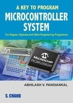 Cover image of A Key to Program Microcontroller System