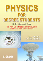 Cover image of Physics for Degree Students (For B.Sc. Second Year)