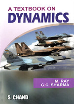 Cover image of A Textbook on Dynamics