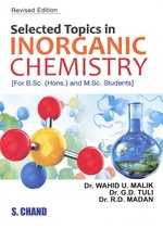 Cover image of Selected Topics in Inorganic Chemistry