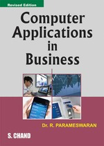 Cover image of Computer Application in Business