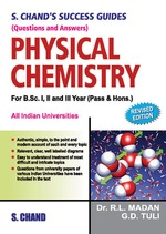Cover image of S. Chand's Success Guide Physical Chemistry