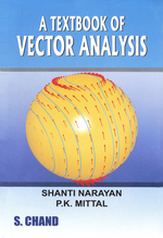 Cover image of A Textbook of Vector Analysis
