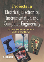 Cover image of Projects in Electrical, Electronics, instrumentation and Computer Engineering