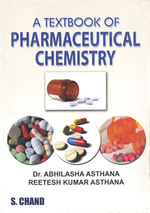 Cover image of A Textbook of Pharmaceutical Chemistry
