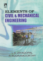 Cover image of Elements of Civil and Mechanical Engineering