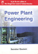 Cover image of POWER PLANT ENGINEERING (WBSCTE)