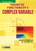 Cover image of Theory of Functions of a Complex Variable