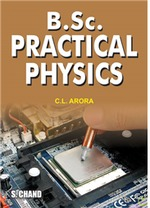 Cover image of B.Sc. Practical Physics