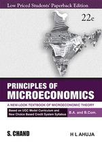 Cover image of Principles of Microeconomics, 22e