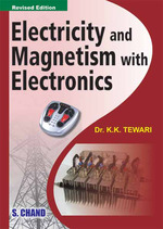 Cover image of Electricity and Magnetism with Electronics