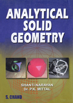 Cover image of Analytical Solid Geometry