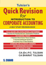 Cover image of Quick Revision