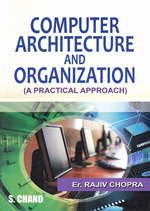 Cover image of Computer Architecture and Organization (A Practical Approach)