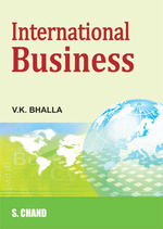 Cover image of International Business