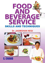 Cover image of Food and Beverage Service