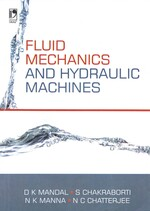 Cover image of Fluid Mechanics and Hydraulic Machines