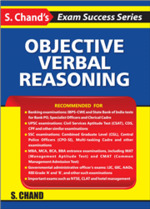 Cover image of Objective Verbal Reasoning
