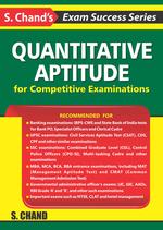 Cover image of Quantitative Aptitude for Competitive Examination
