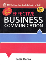 Cover image of Effective Business Communication