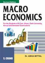Cover image of MACRO ECONOMICS