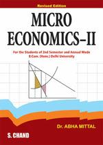 Cover image of MICRO ECONOMICS PART II