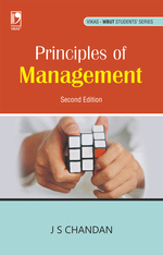 Cover image of PRINCIPLES OF MANAGEMENT (WBUT) - 2ND ED